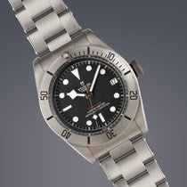 Tudor Black Bay Steel Zeljezo 41mm Crn