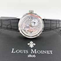 Louis Moinet Titan 43.5mm Automatisk LM-39.20.80 ny
