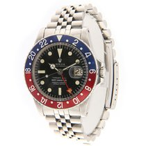 Rolex 1675 GMT-Master 40mm pre-owned