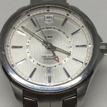 TAG Heuer Link Calibre 7 Steel 42mm Silver