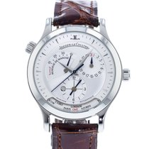 Jaeger-LeCoultre Master Geographic Steel 38mm Silver United States of America, Georgia, Atlanta