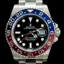 Rolex 116719BLRO Or blanc 2014 GMT-Master II 40mm occasion