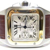 Cartier Santos 100 2740 pre-owned