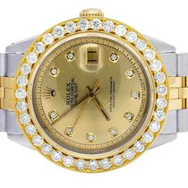 Rolex Steel 38mm Automatic 16013 pre-owned