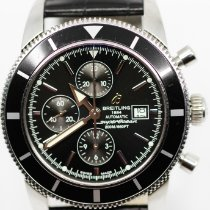 Breitling Superocean Héritage Chronograph Steel 46mm Black No numerals United States of America, Arizona, Tucson
