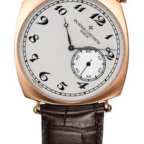 Vacheron Constantin Historiques Red gold 40mm Silver Arabic numerals United States of America, Florida, Sunny Isles Beach