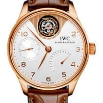 IWC Portuguese Tourbillon IW504202 new