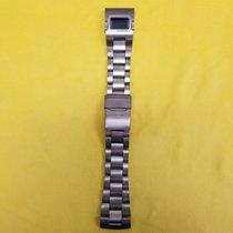 Breitling Breitling co-pilot bracelet Very good Titanium Quartz