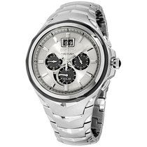 Seiko Coutura Steel 46mm Silver United States of America, New York, Brooklyn
