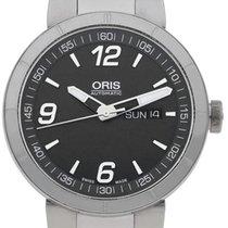 Oris TT1 Zeljezo 43mm