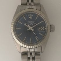 Rolex Lady-Datejust Acier 26mm Argent France, Paris