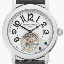 Frederique Constant Steel 39mm Manual winding F910071 new