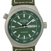Davosa Trailmaster Automatic Stahl 42mm