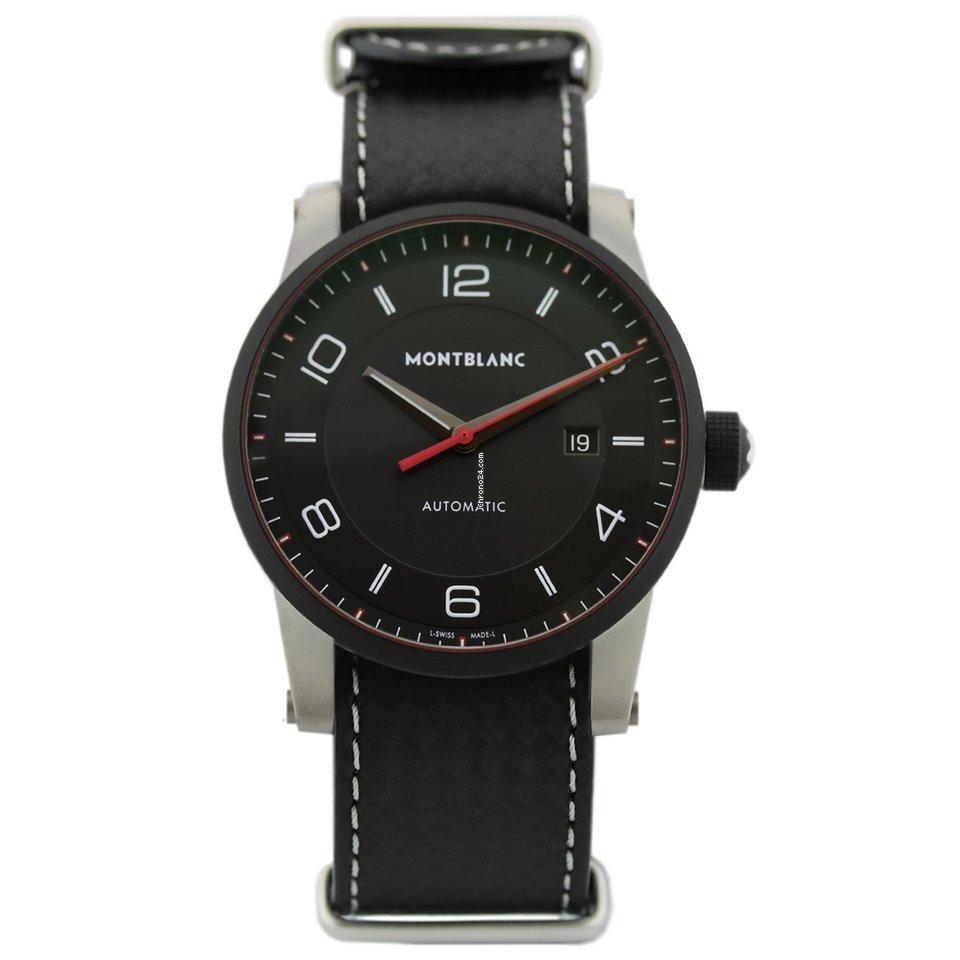 Montblanc Timewalker 114878 new