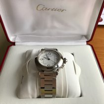 Cartier Pasha C W31074M7 2009 pre-owned