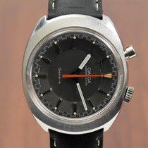 Omega Geneve Chronostop Driver's Watch Vintage