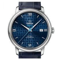 歐米茄 8DAYwatch-New 424.13.40.20.03.003 DE VILLE STAINLESS STEEL