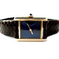 Cartier Must  Paris 18k Gold Plated 925 Mechanical