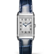 Jaeger-LeCoultre Reverso Classic Small Duetto Acier 34.2mm Romains