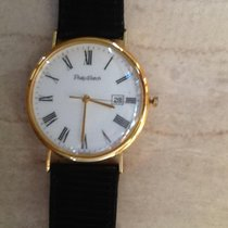Philip Watch Yellow gold Quartz 36mm pre-owned