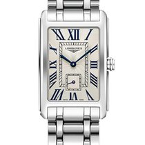 Longines DolceVita Steel 20.5mm Silver United States of America, New York, Airmont