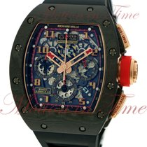 Richard Mille RM011 NTPT / Rose RM 011 50mm new United States of America, New York, New York