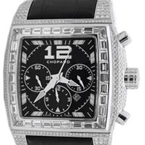 Chopard Two O Ten White gold 46mm Black Arabic numerals United States of America, New York, New York