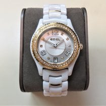 Ebel X-1 Ceramic 34mm Silver United States of America, Illinois, Chicago