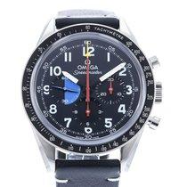 Omega 311.32.40.30.06.001 Staal 2010 Speedmaster Professional Moonwatch 40mm tweedehands