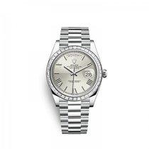 Rolex Day-Date 40 Platinum 40mm Silver United States of America, Florida, Miami