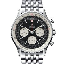 Breitling AB0121211B1A1 Steel 2019 Navitimer 1 B01 Chronograph 43 43mm new United States of America, Florida, Boca Raton