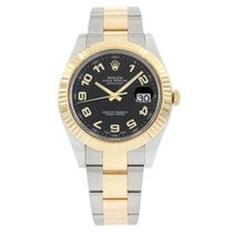 Rolex Datejust II Gold/Steel 41mm Black Arabic numerals United States of America, Arizona, SCOTTSDALE