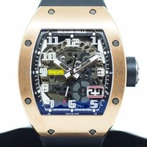 Richard Mille RM 029 Roségoud 48mm Doorzichtig Arabisch