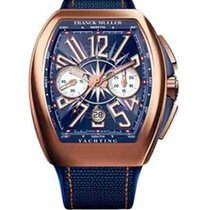 Franck Muller Rose gold 44mm Automatic V45CCDT new UAE, DUBAI (By Appointment 10am-10pm)