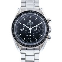 Omega Speedmaster Professional Moonwatch Сталь 42mm Чёрный