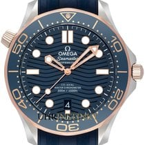 Omega Seamaster Diver 300 M new 2019 Automatic Watch with original box and original papers 210.22.42.20.03.002