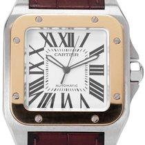 Cartier Santos 100 W20072X7 2656 2004 подержанные