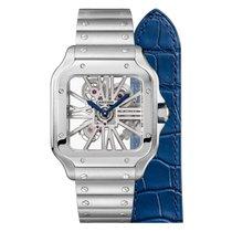 Cartier Santos (submodel) WHSA0007 WHSA0015 2020 nowość