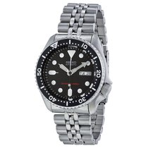 Seiko Prospex Steel 42mm Black