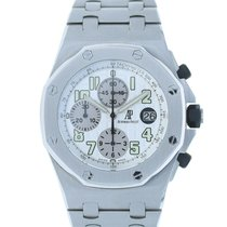 Audemars Piguet 25721ST.OO.1000ST.07.A Steel Royal Oak Offshore Chronograph 42mm pre-owned United States of America, California, Beverly Hills