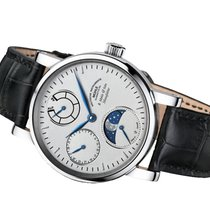 Mühle Glashütte Steel 42,0mm Manual winding M1-11-53-LB new