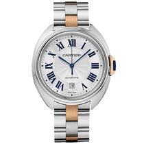 Cartier Steel 40mm Automatic W2CL0002 new