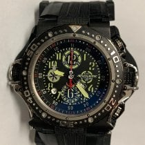 Aquanautic Acier 47mm Remontage automatique Aquanautic Super King Chronograph occasion