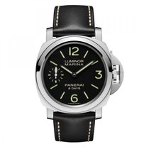 Panerai Luminor Marina 8 Days PAM 00510 New Steel 44mm Manual winding