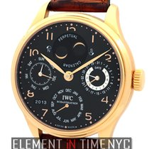 IWC Portuguese Collection Perpetual Calendar Hemisphere Moonphase