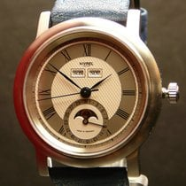 Nivrel Heritage Calendar, automatic, Ø 38 mm, in Mint (1)...