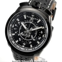 Bomberg Bolt-68 Black Chronograph