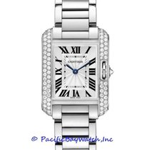Cartier Tank Anglaise Ladies WT100008