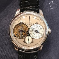 F.P.Journe Tourbillon Souverain Dead Beat Seconds in Platinum...