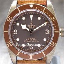Tudor Heritage Black Bay bronze full set 79250LM